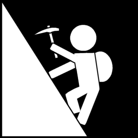 mountaineering / mountaineer