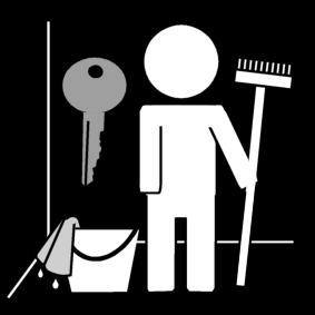 concierge / property caretaker