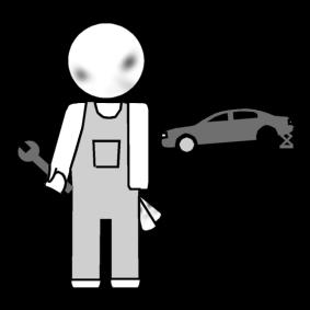 auto mechanic / car mechanic