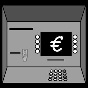 atm / cashpoint