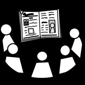 newspaper group / group actuality