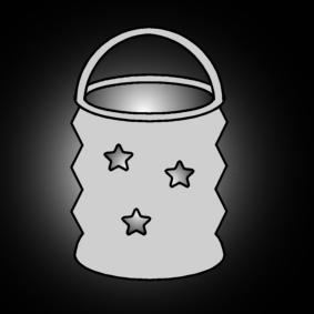 st martin's day / lantern