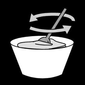 mix / stir