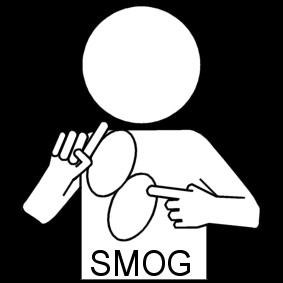 speak with aid of gestures