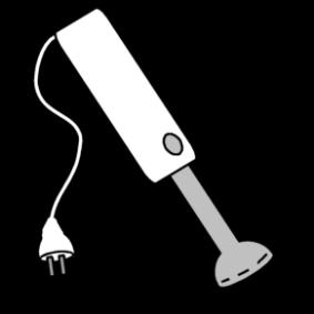 staafmixer